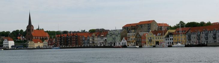 12 הערים המומלצות ביותר בדנמרק: סונבורג