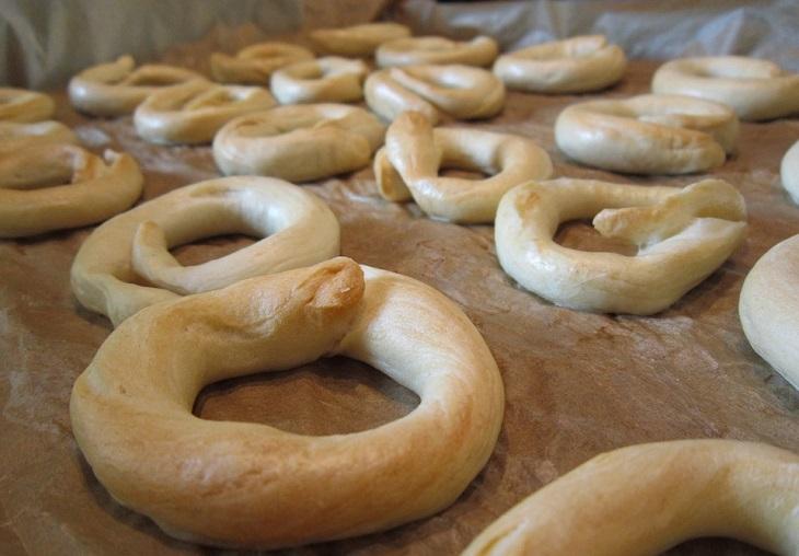 תיקון טעויות במטבח: כעכים אפויים ובהירים
