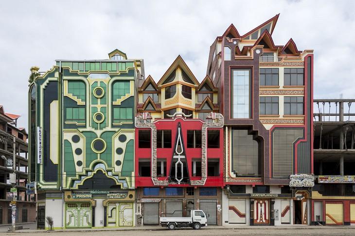 בתים מדהימים בעיר אל אלטו