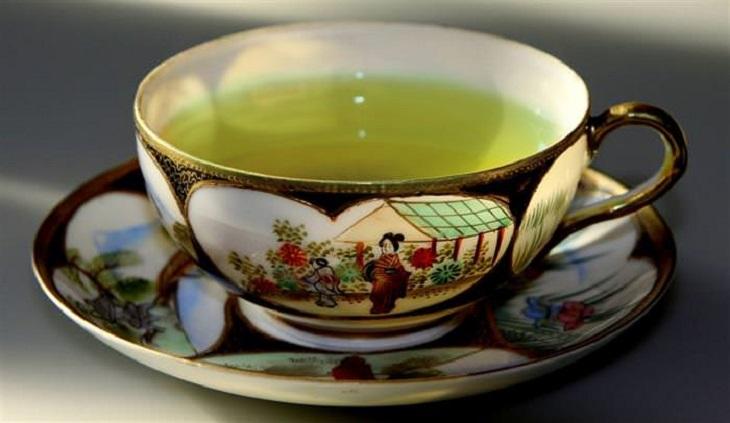 ההורמונים שמשפיעים על המשקל: תה ירוק