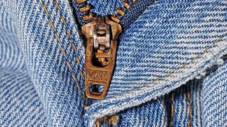 11 שימושים נוספים לנרות: רוכסן על מכנס ג'ינס
