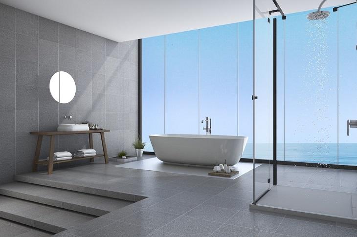 שיפוץ חדר אמבטיה: חדר אמבטיה