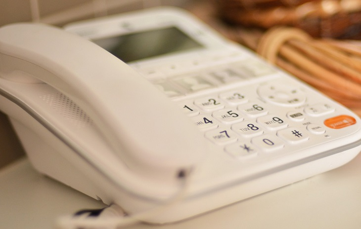 שירותי בזק לטלפון הנייח:  טלפון ביתי