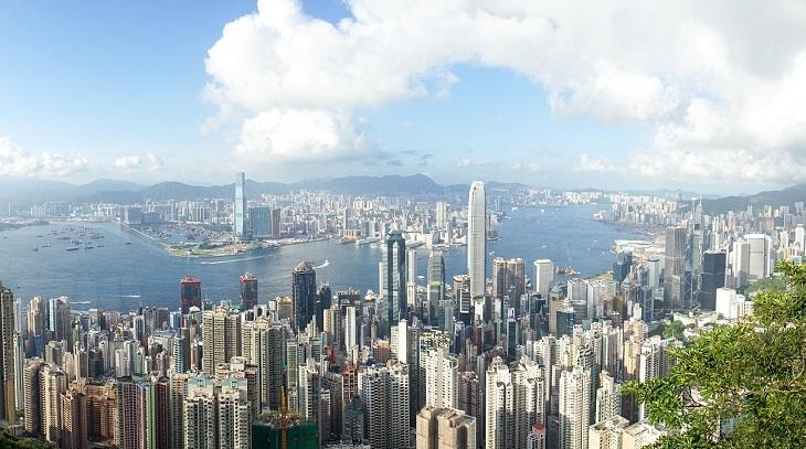 אטרקציות בהונג קונג: הנוף הנשקף מפסגת ויקטוריה
