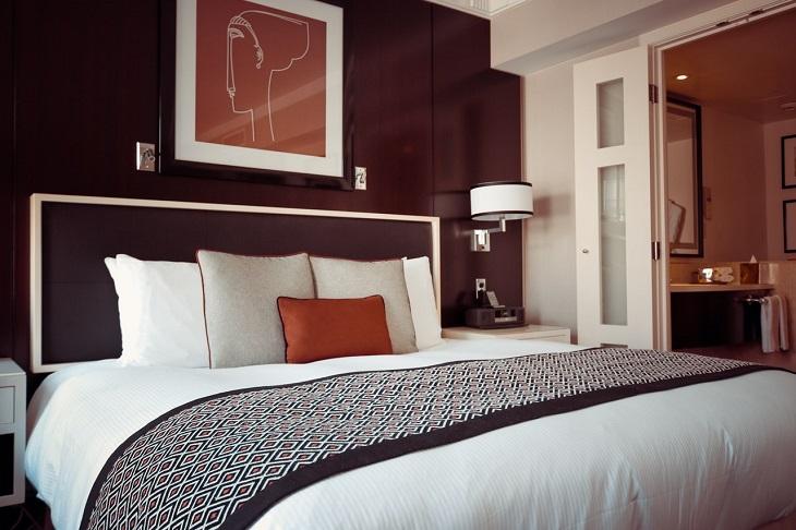 עיצוב חדר השינה: חדר שינה מעוצב