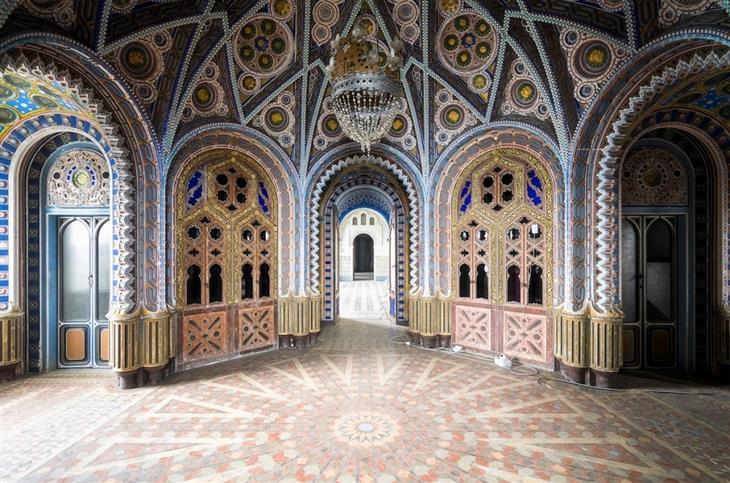 תמונות מרהיבות מאתרים היסטוריים בעולם: טירת סמז'אנו, איטליה - Roman Robroek