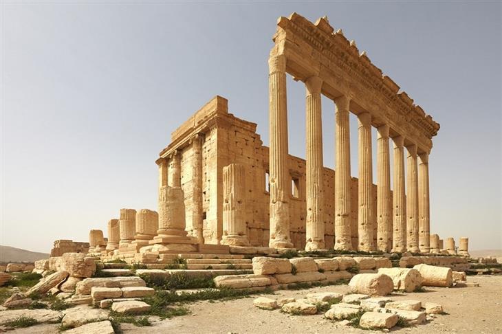 תמונות מרהיבות מאתרים היסטוריים בעולם: מקדש בל, סוריה – David Lyon