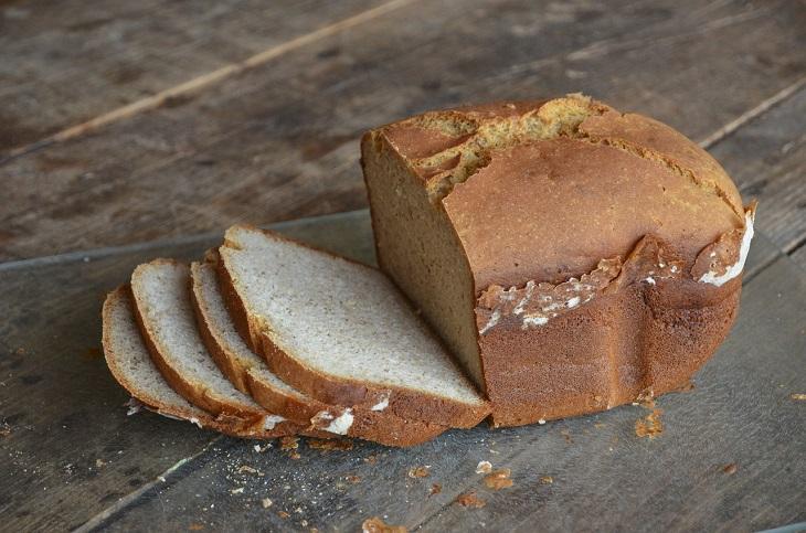 רגישויות במזון: לחם פרוס