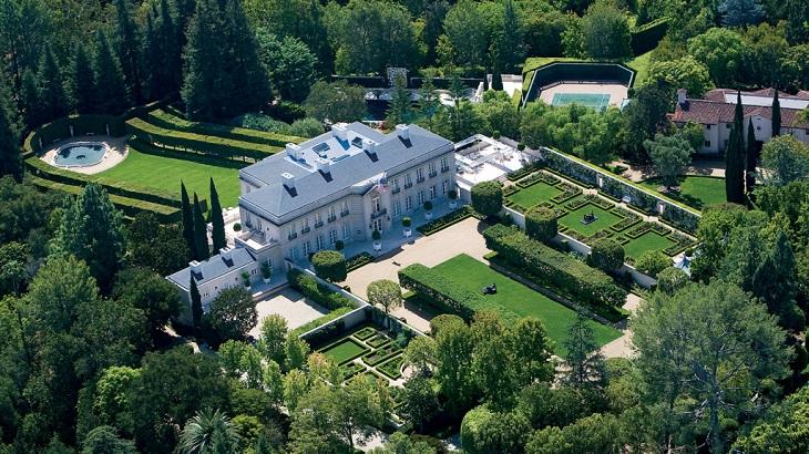 12 בתים יקרים מרחבי העולם: שארטוול אסטייט - ארצות הברית