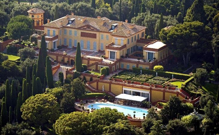 12 בתים יקרים מרחבי העולם: וילה לאופולדה – הריביירה הצרפתית