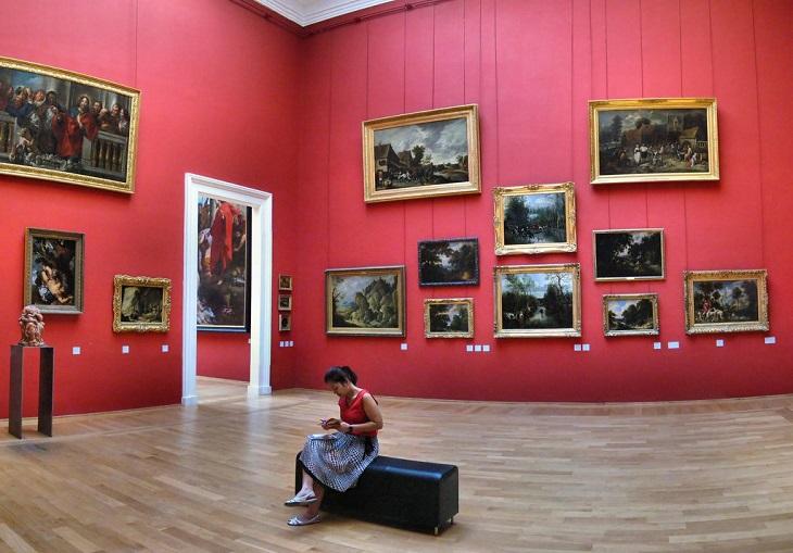 13 אתרים בעיר ליל צרפת: ארמון האומנות