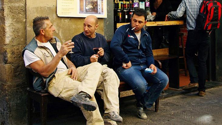 בדיחה: שלושה גברים