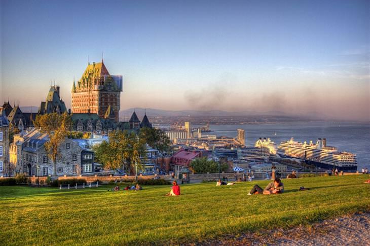 ערים ופארקים בקנדה: קוויבק סיטי