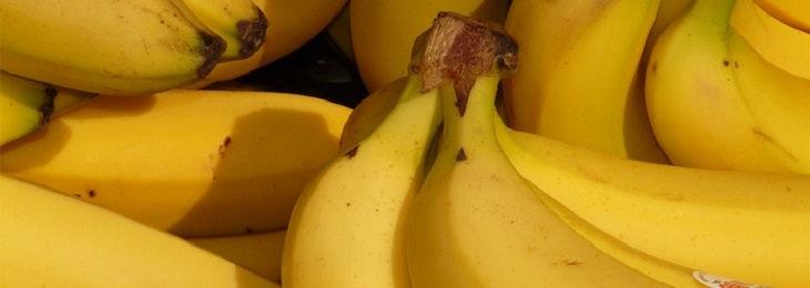 חסכים תזונתיים הגורמים לדכאון: בננות