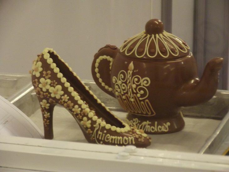 אטרקציות בברמינגהאם: מפעל השוקולד של קדבורי