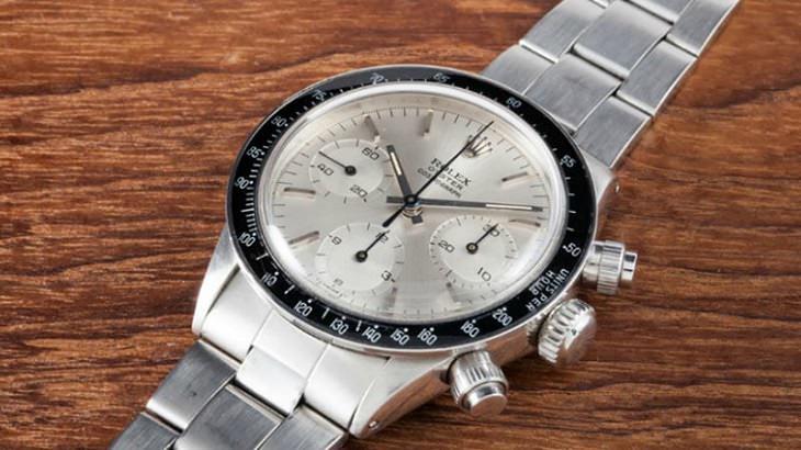 השעונים היקרים ביותר בעולם: דייטונה 6263 צדפה לבקן