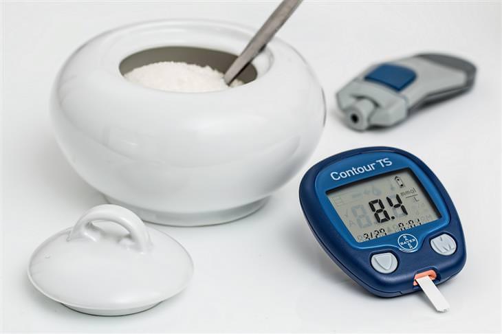 יתרונות בריאותיים של חרובים: מכשיר למדידת רמות סוכר