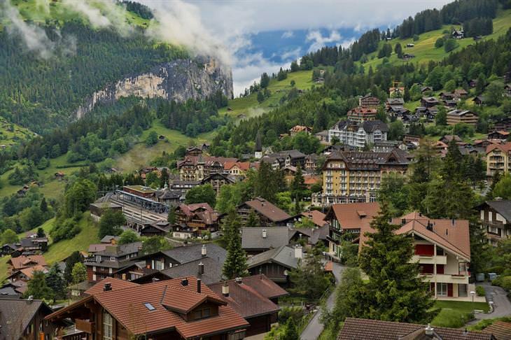 כפרים יפים מרחבי העולם: ונגן