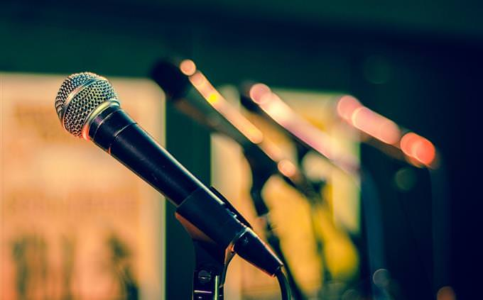 מבחן טריוויה ישראלי: מיקרופונים