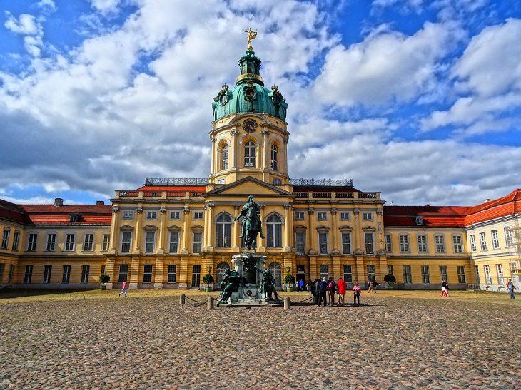 אטרקציות בברלין: ארמון שרלוטנבורג