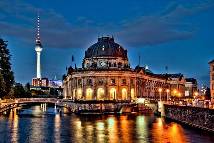 אטרקציות בברלין: אי המוזיאונים
