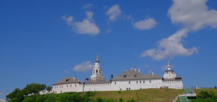 העיירות היפות ברוסיה: סביאזסק