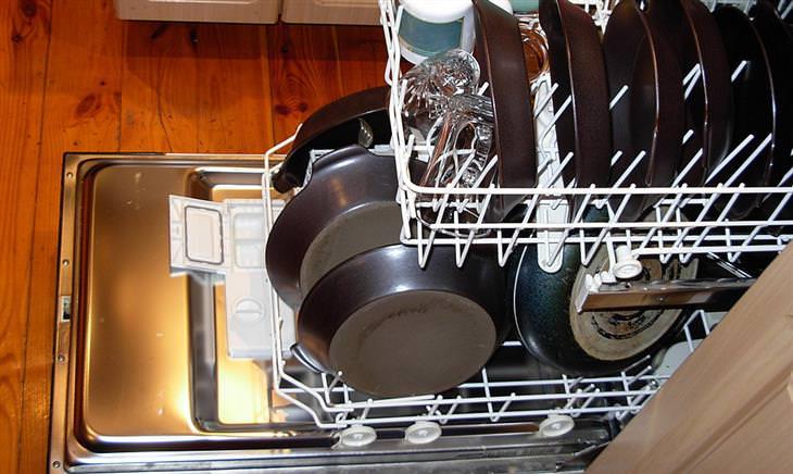 שדרוגים לא נחוצים במכשירי חשמל: מדיח כלים