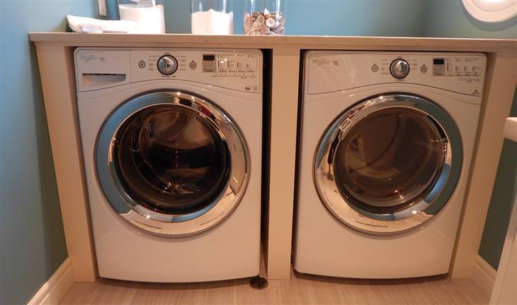 שדרוגים לא נחוצים במכשירי חשמל: מייבש ומכונת כביסה
