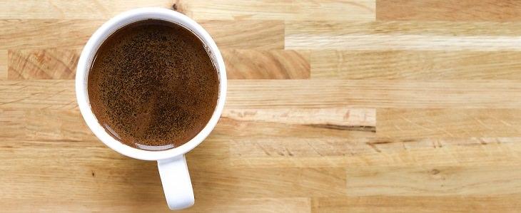 מזונות שמשפיעים על ריח הגוף: קפה