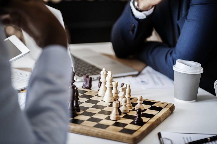 גורמים מוכחים מדעית לאינטליגנציה גבוהה: משחק שחמט