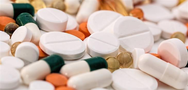 טיפול בנזלת אלרגית: תרופות