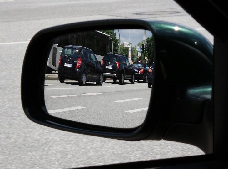 טיפים לרכב: מראת צד