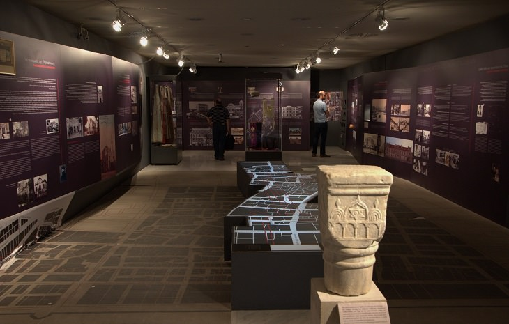 13 אתרי מורשת יהודית באירופה: המוזיאון היהודי בסלוניקי