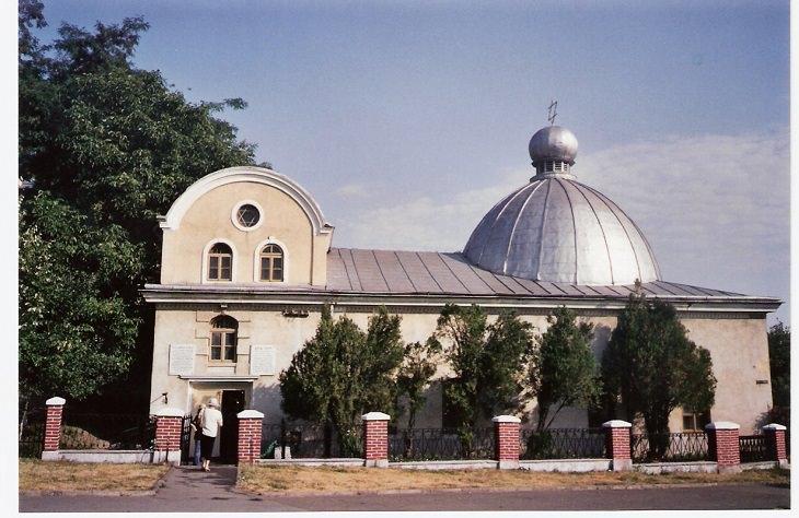13 אתרי מורשת יהודית באירופה: בית הכנסת הגדול של יאשי