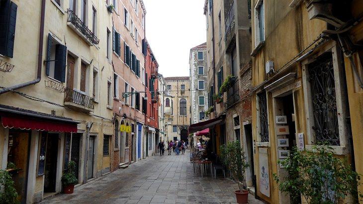 13 אתרי מורשת יהודית באירופה: הגטו היהודי בוונציה