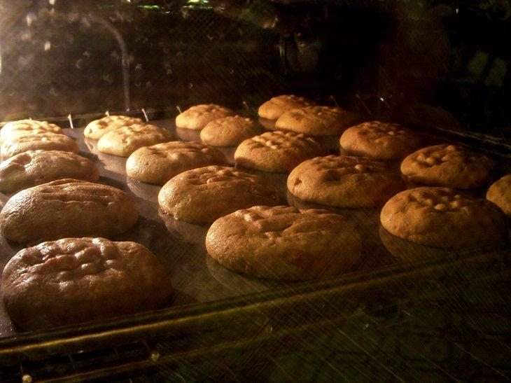 טיפים לבישול ואפייה: עוגיות בתנור