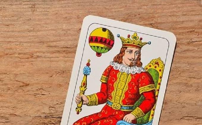 בחן את עצמך: קלף - מלך