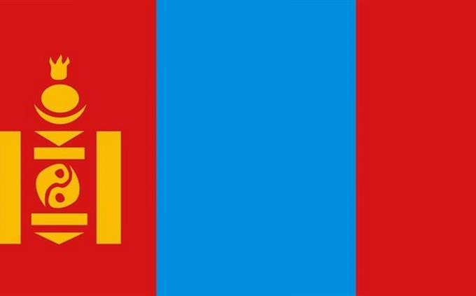 בחן את עצמך: דגל מונגוליה
