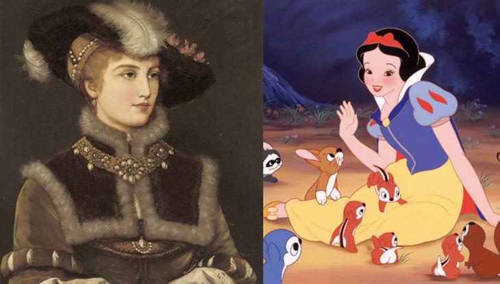 דמויות בדיוניות שמבוססות על אנשים אמיתיים: שילגייה ומרגרתה וון ולדק
