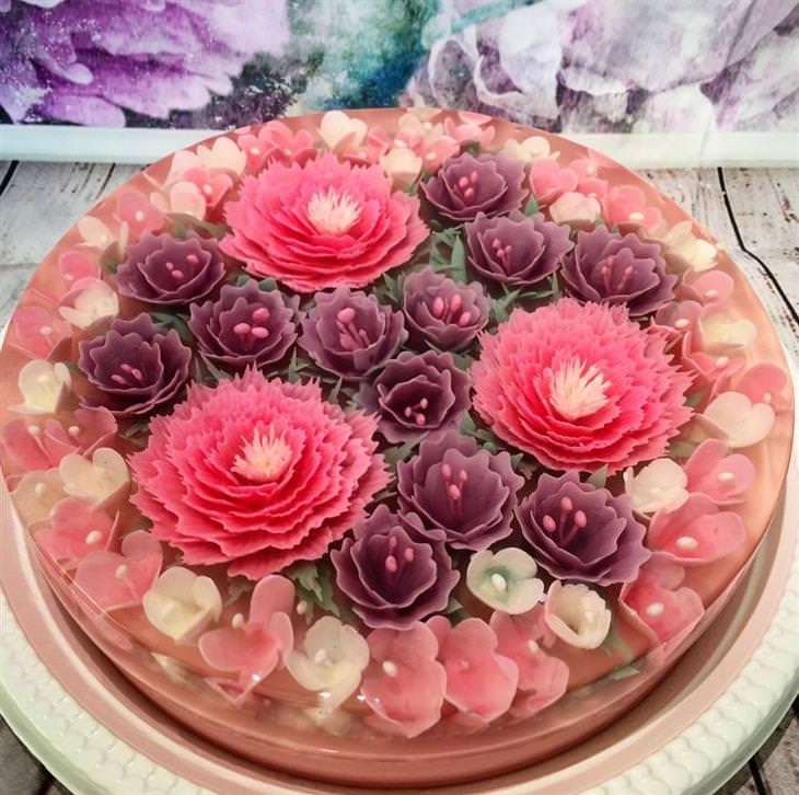 עוגות ג'לי