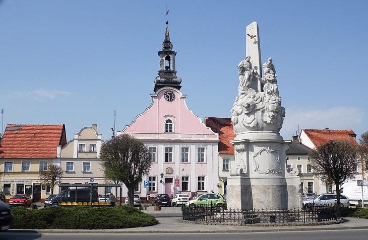 עיירה בפולין: רידזינה