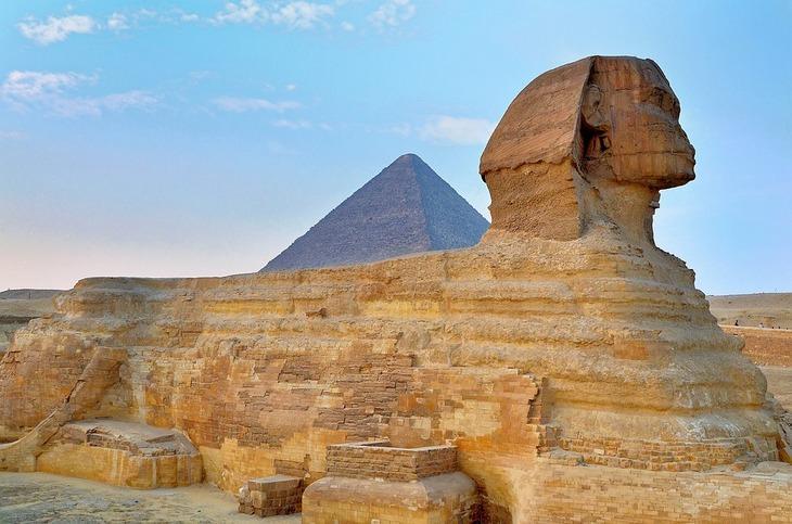 פסל: הספינקס הגדול של גיזה