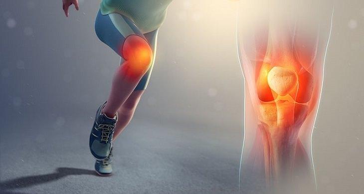 שחיקת סחוסים: ברכיים מודלקות וכואבות