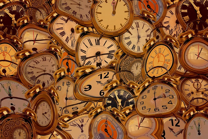 עובדות מפתיעות על המוח: שעונים