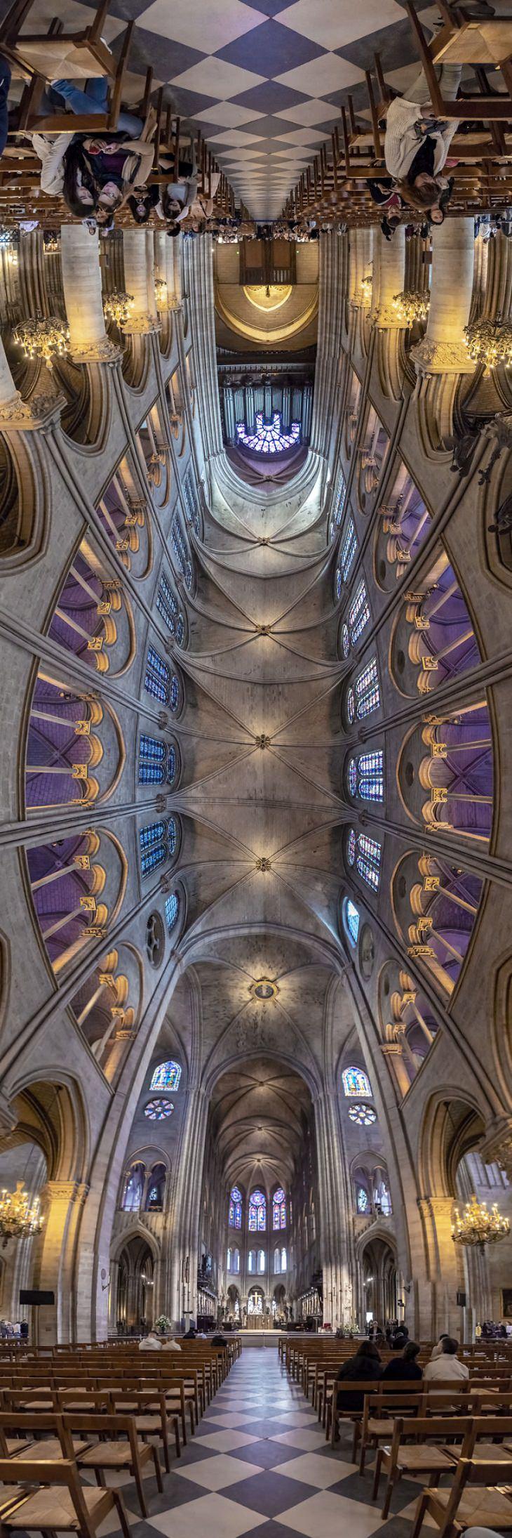 כנסיות בפריז: קתדרלת נוטרדאם