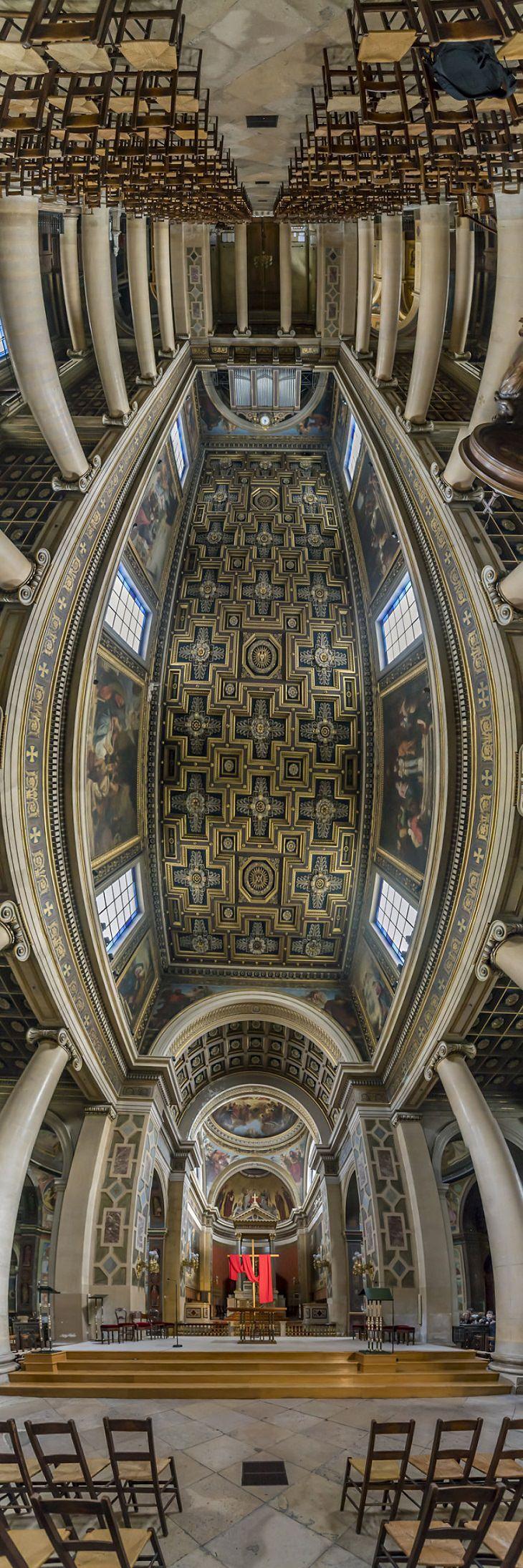 כנסיות בפריז: כנסיית נוטרה דאם דה לורט
