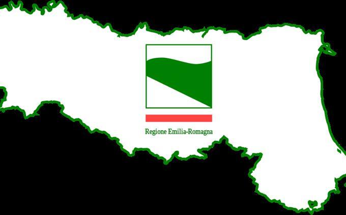 מפת חבל אמיליה רומאניה