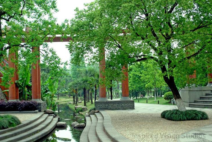 פארקים לאומיים בסין: הפארק הלאומי האגם המערבי