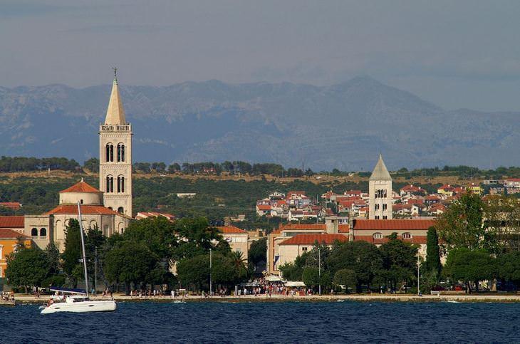 איי קרואטיה: קורנטי
