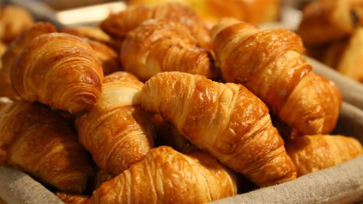 דיאטת פוד מאפ: קרואסונים